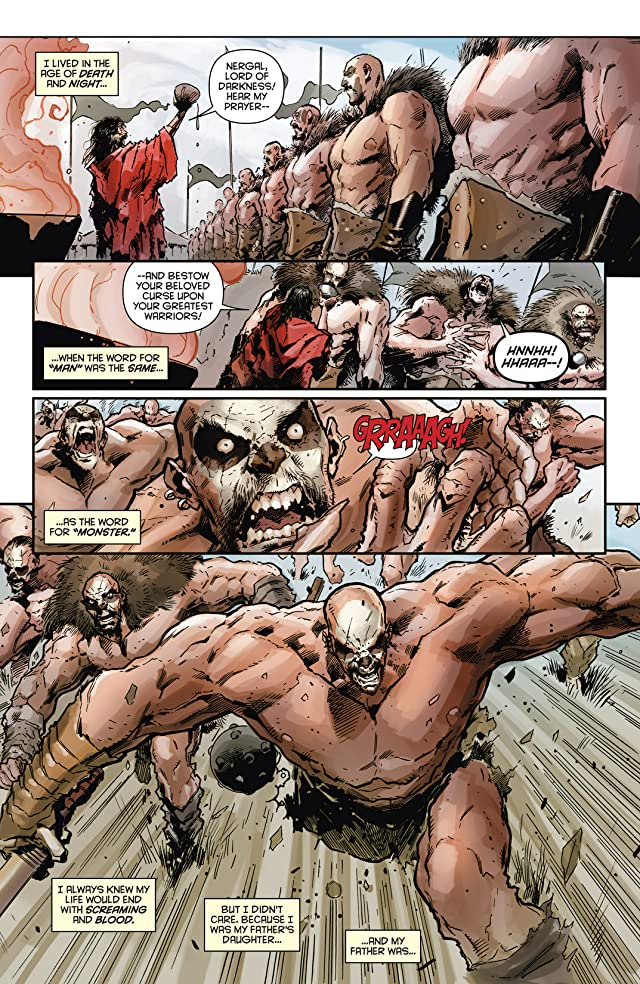 click for super-sized previews of Eternal Warrior (2013- ) #1: Digital Exclusives Edition