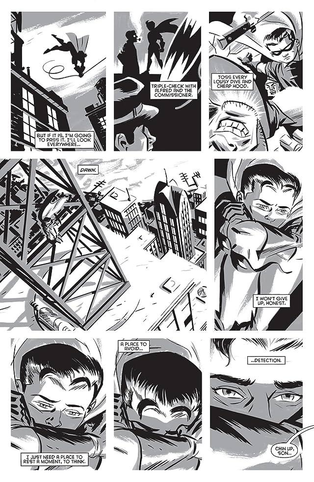 click for super-sized previews of Batman Black & White (2013-2014) #1