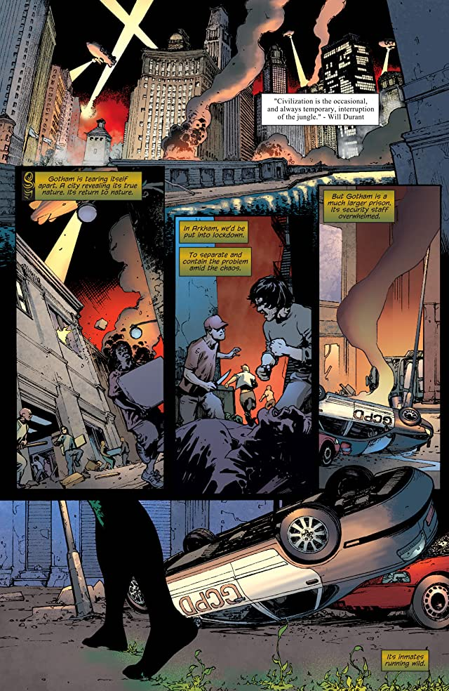 click for super-sized previews of Detective Comics (2011-) #23.1: Featuring Poison Ivy