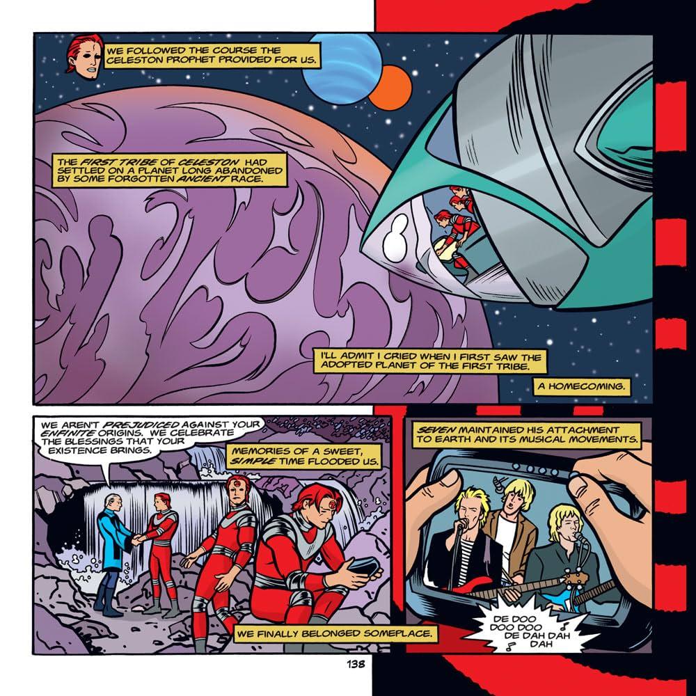 Red Rocket 7 #6 (of 7)