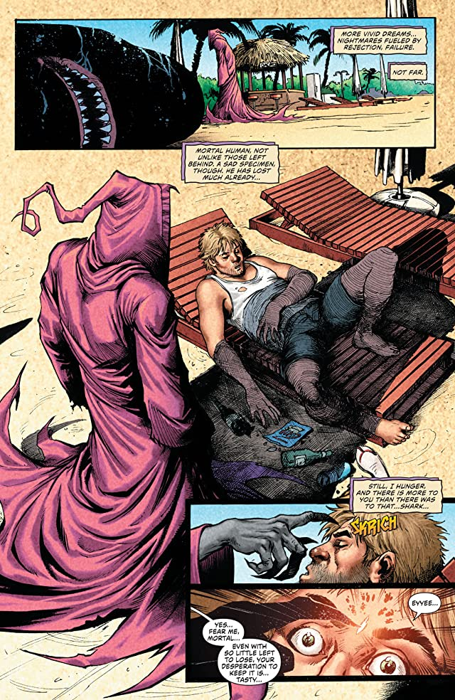 click for super-sized previews of Earth 2 (2012-2015) #15.1: Featuring Desaad