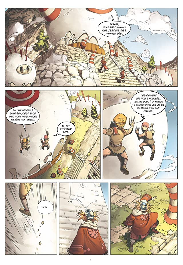 click for super-sized previews of Maskemane Vol. 8