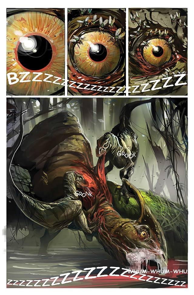 click for super-sized previews of Chronos Commandos: Dawn Patrol #1