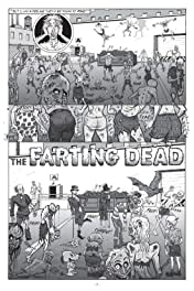 Papercutz Slices Vol. 5: The Farting Dead