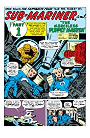 Fantastic Four (1961-1998) #14