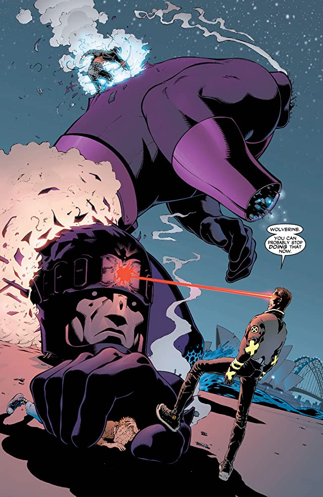 click for super-sized previews of New X-Men (2001-2004) #114