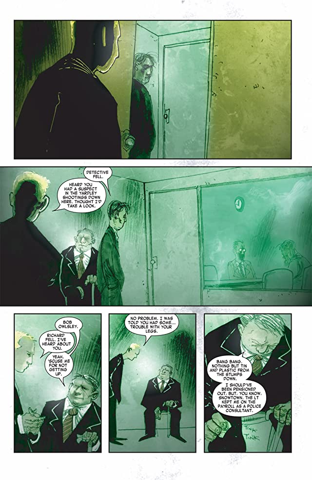 click for super-sized previews of Fell #5