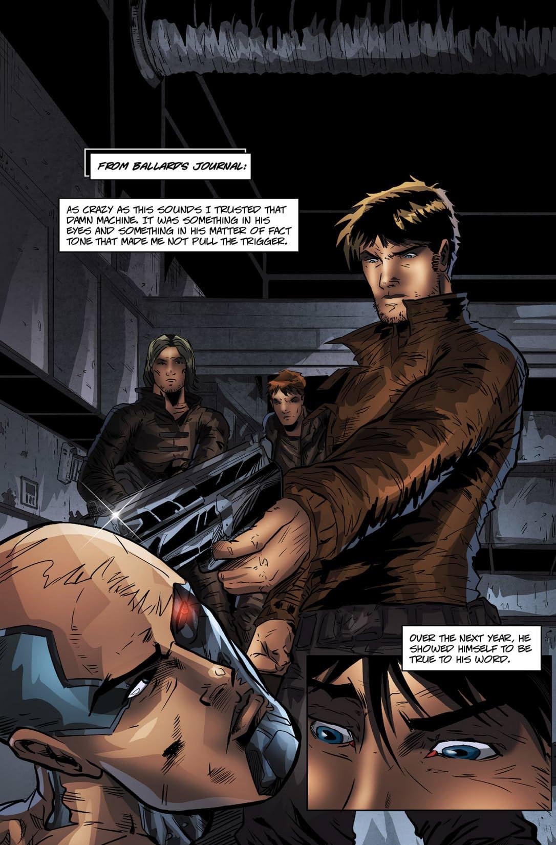 Logan's Run: Rebirth #2