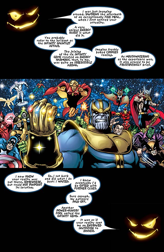 click for super-sized previews of Thanos (2003-2004) #4