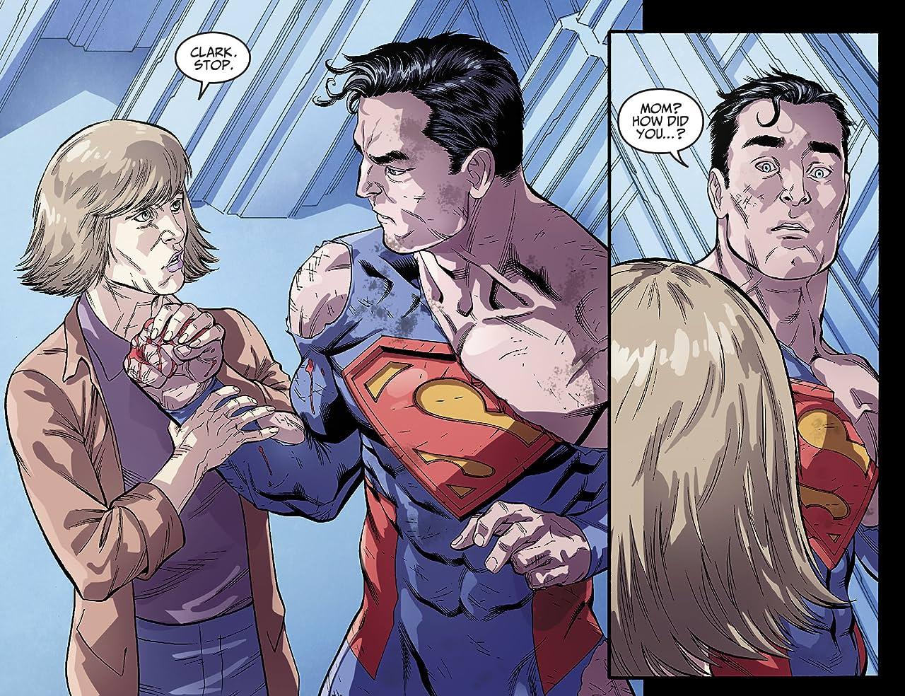 Injustice: Gods Among Us (2013) #34