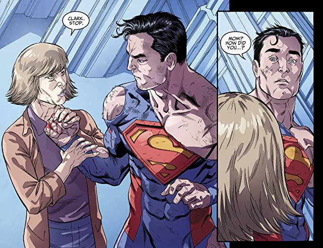 click for super-sized previews of Injustice: Gods Among Us (2013) #34