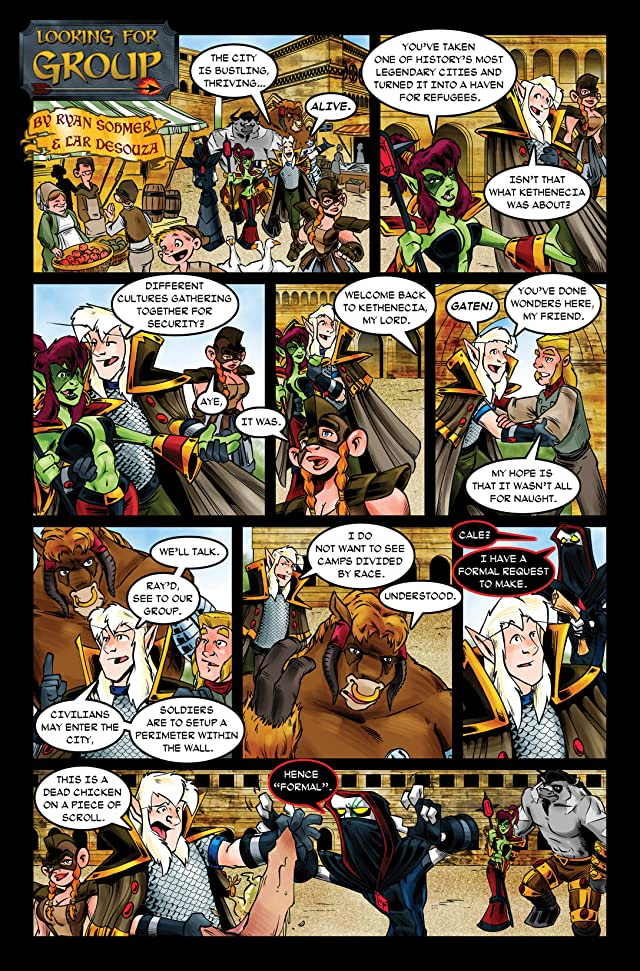 click for super-sized previews of Looking For Group #14