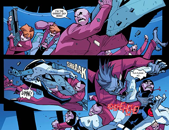 click for super-sized previews of Batman Beyond 2.0 (2013-2014) #3