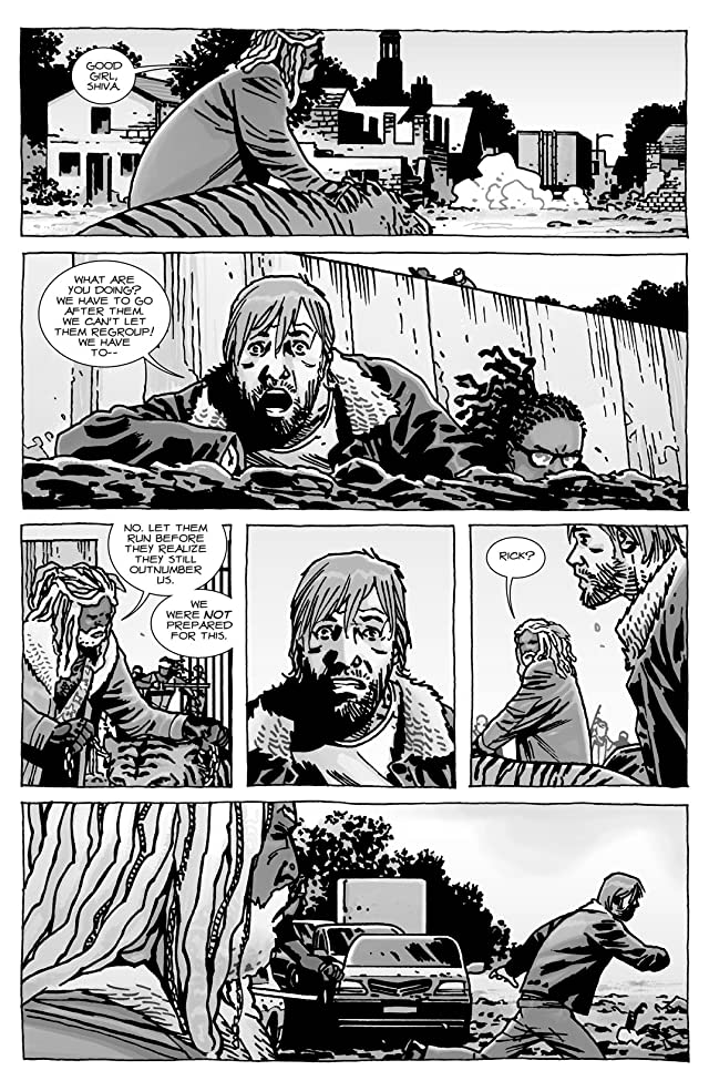 click for super-sized previews of The Walking Dead #114
