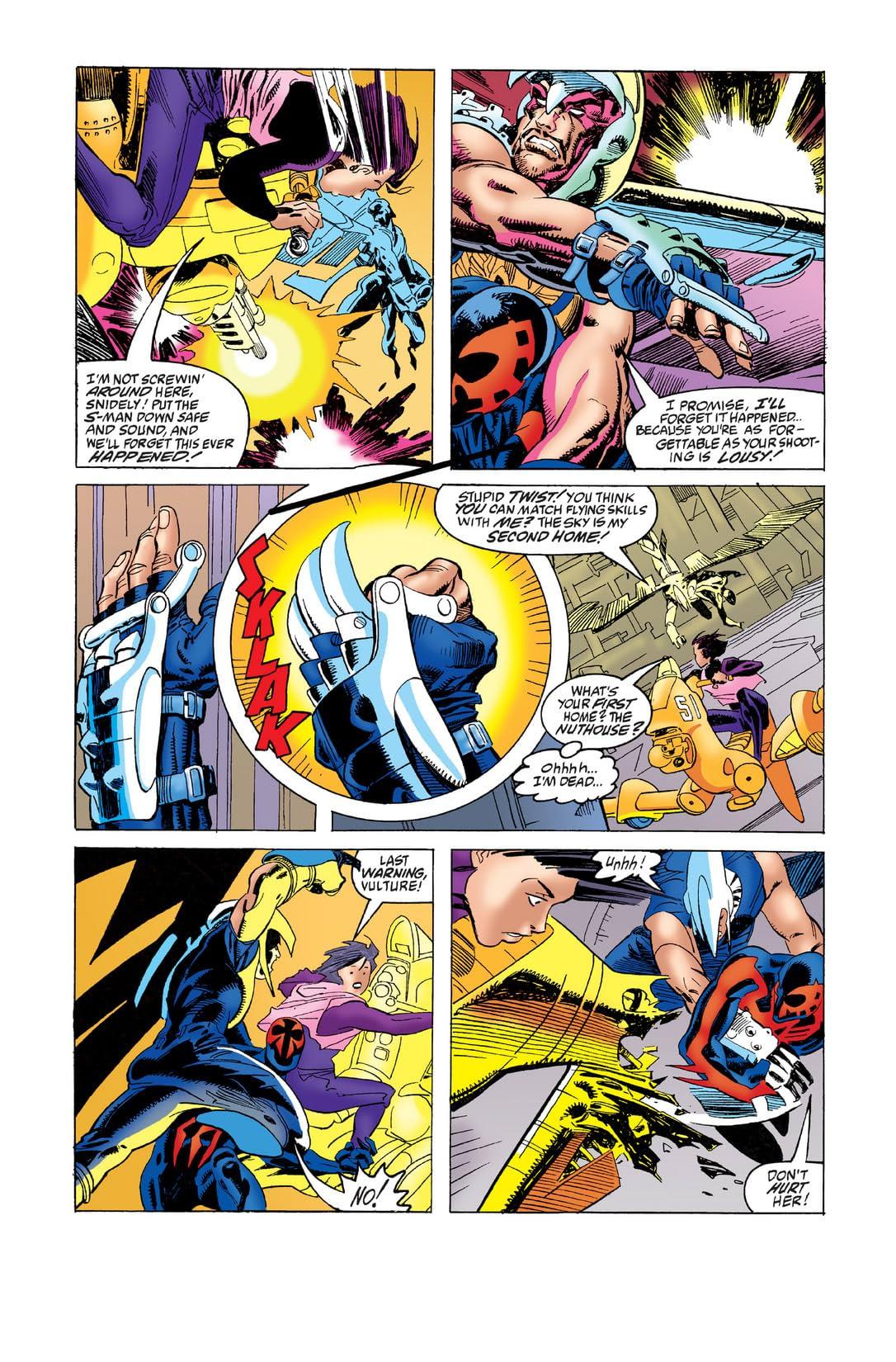 Spider-Man 2099 (1992-1996) #7
