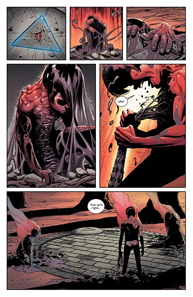click for super-sized previews of East of West Vol. 1: The Promise