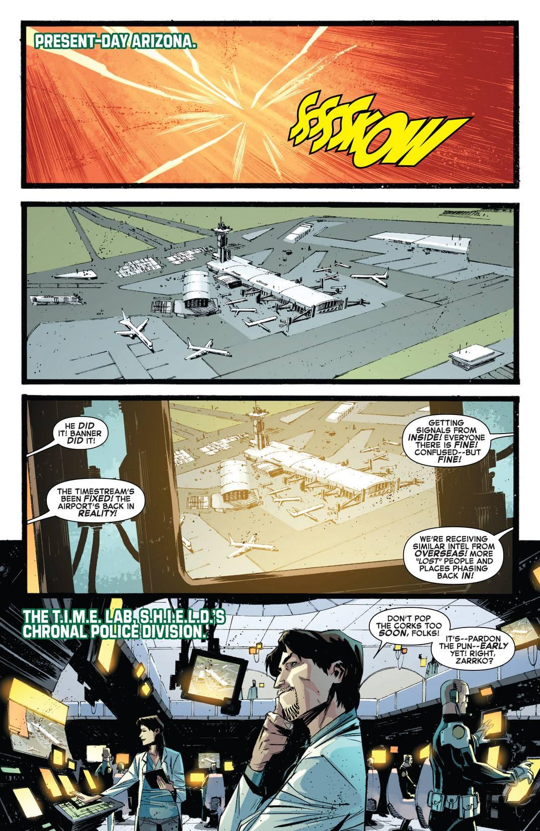 Indestructible Hulk #13