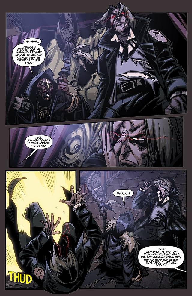 Charismagic Vol. 2 #5 (of 6)