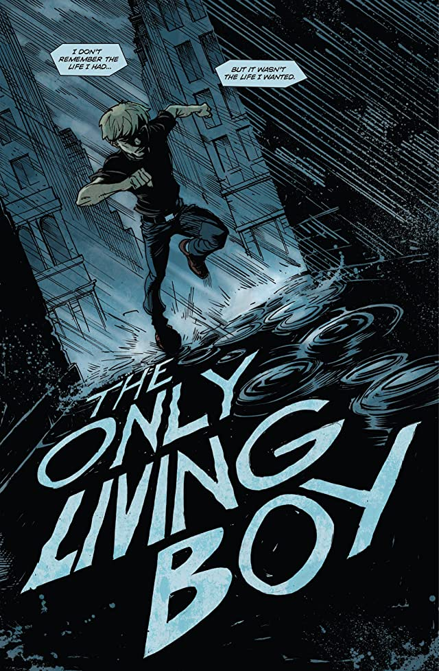 click for super-sized previews of The Only Living Boy #1