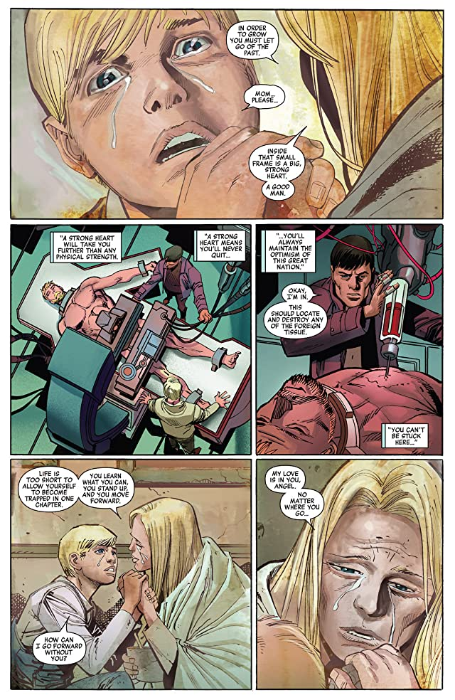 click for super-sized previews of Captain America (2012-) #11