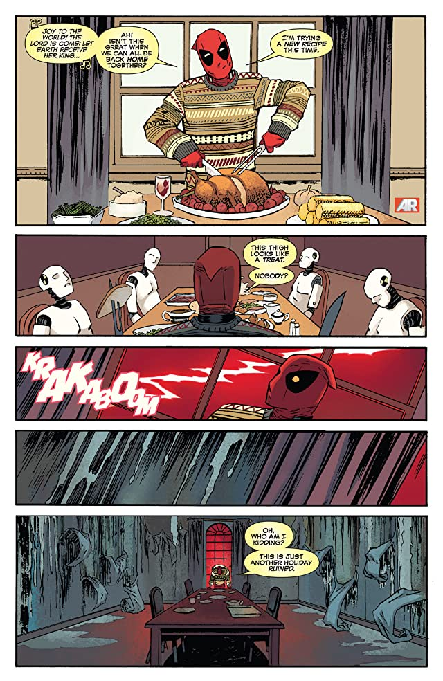 click for super-sized previews of Deadpool (2012-2015) #16
