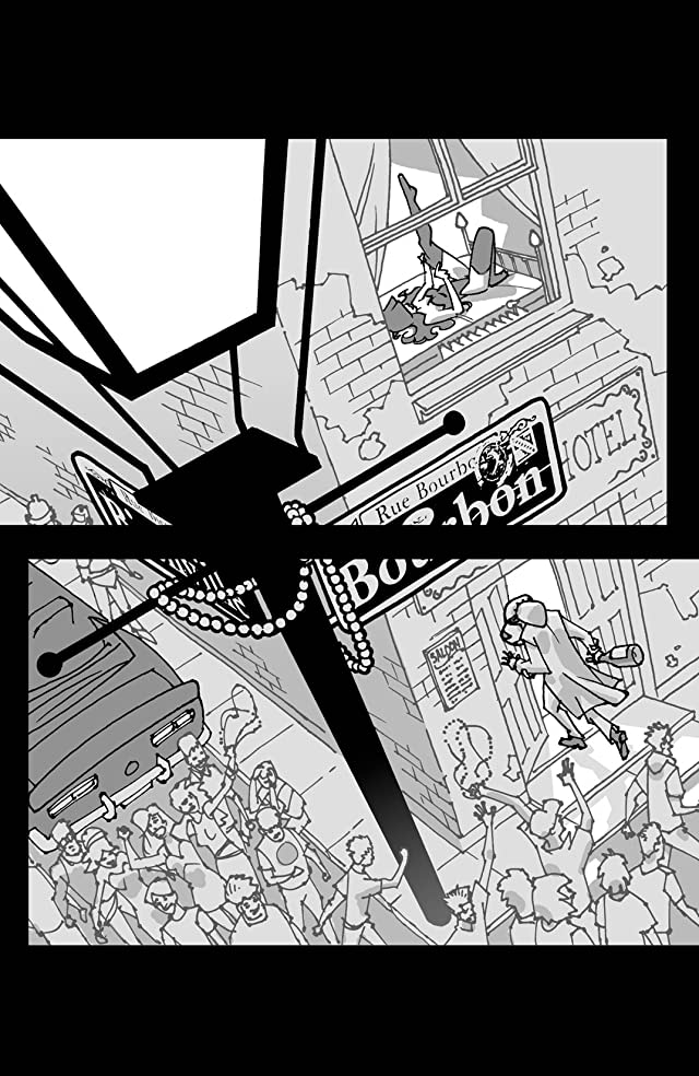 click for super-sized previews of The Ride #6