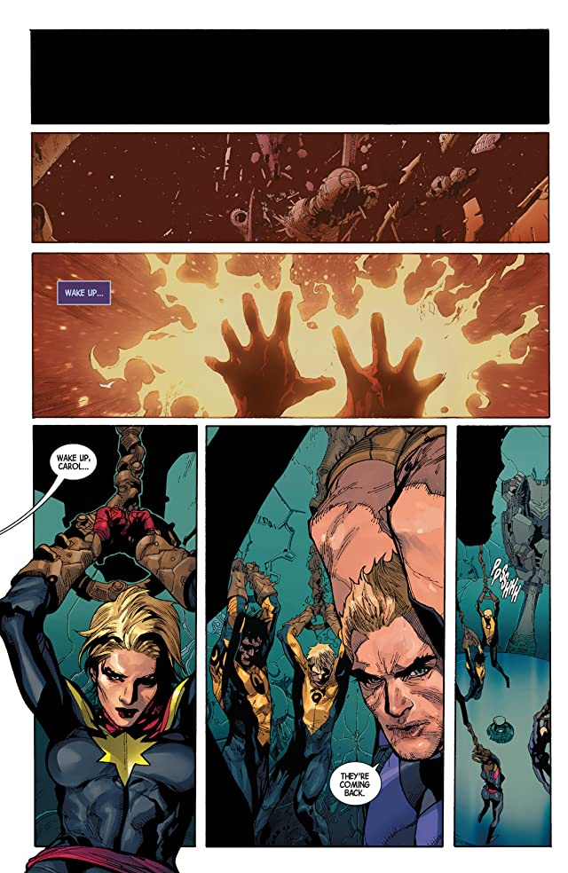 click for super-sized previews of Avengers (2012-2015) #19