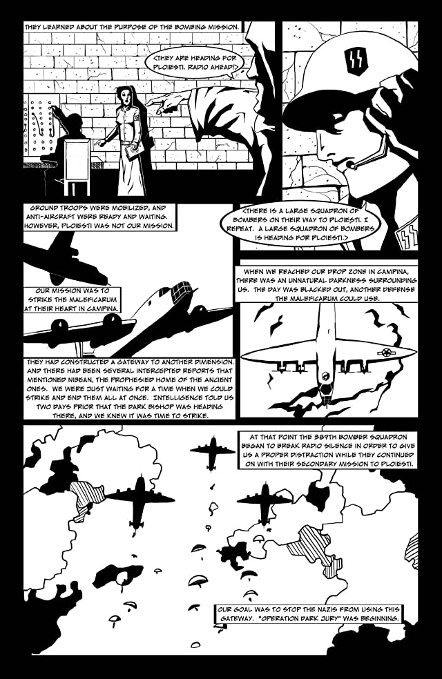 The Calamitous Black Devils #1