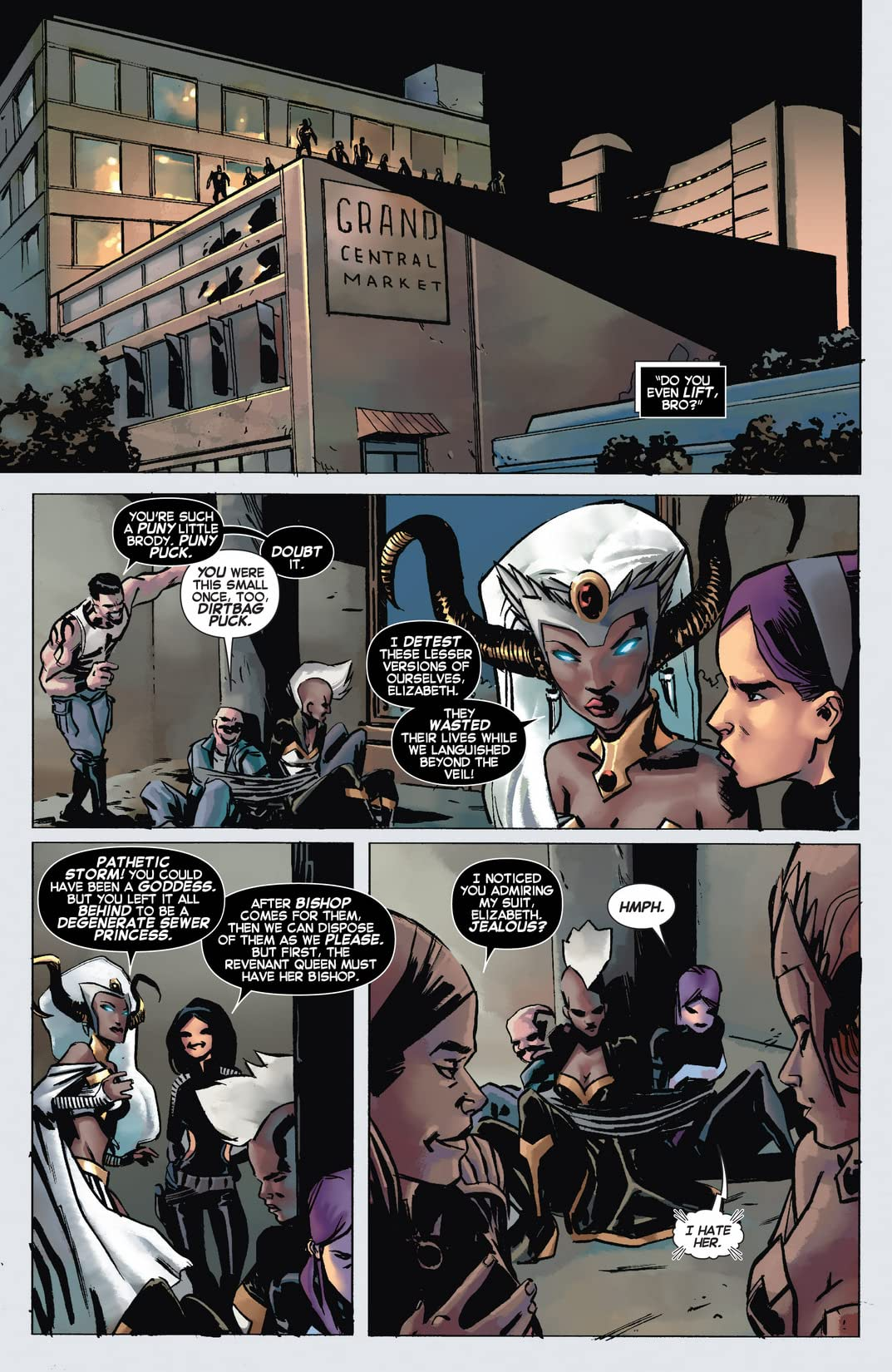 Uncanny X-Force (2013-2014) #11