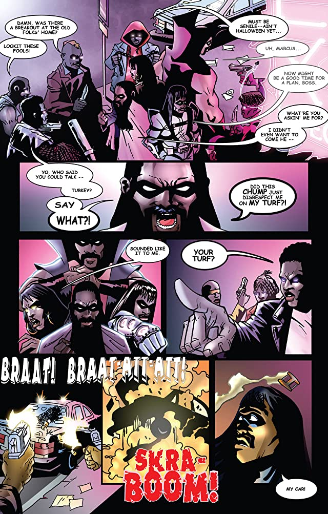 click for super-sized previews of Return of the Super Pimps #3