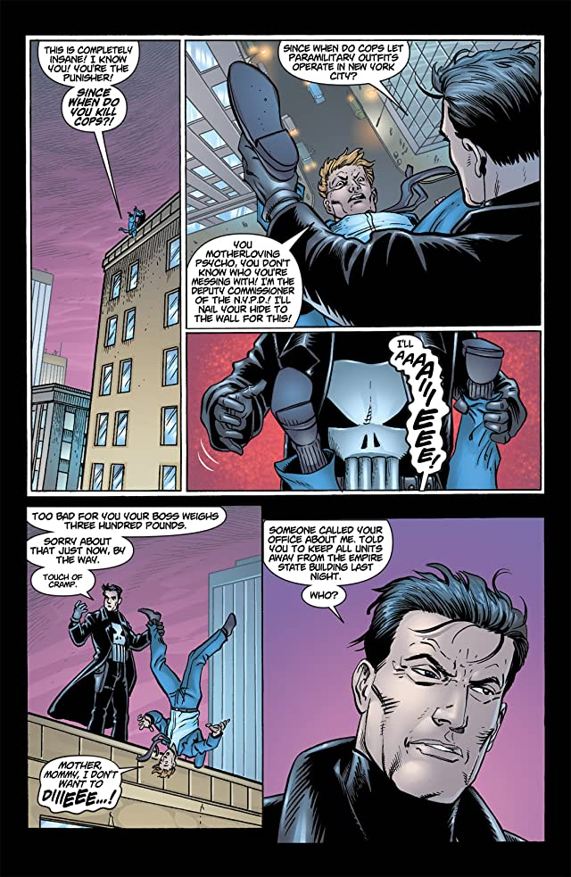 click for super-sized previews of The Punisher (2001-2003) #3