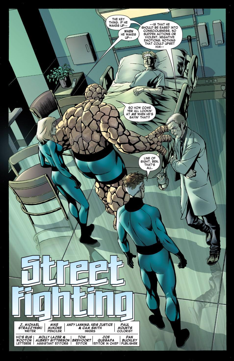 Fantastic Four (1998-2012) #538