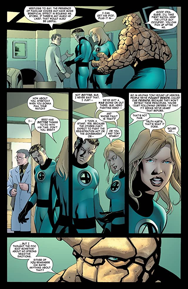 click for super-sized previews of Fantastic Four (1998-2012) #538
