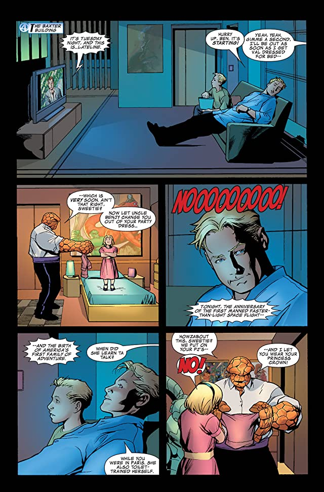 click for super-sized previews of Fantastic Four (1998-2012) #543