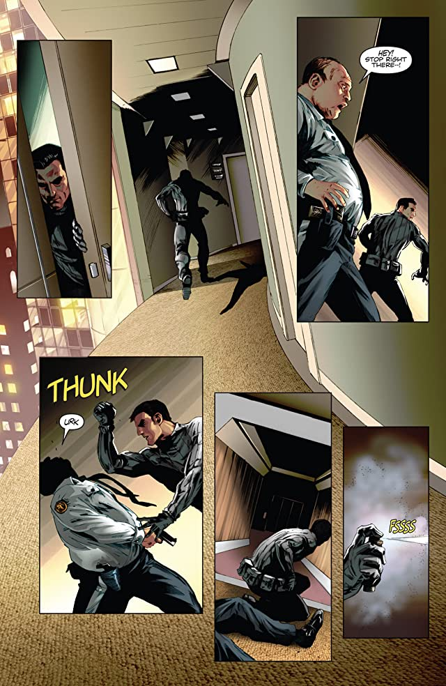 click for super-sized previews of Codename: Action #1: Digital Exclusives Edition