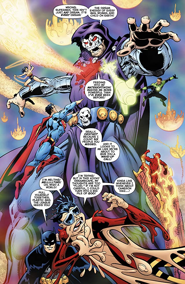 click for super-sized previews of JLA: Classified #32