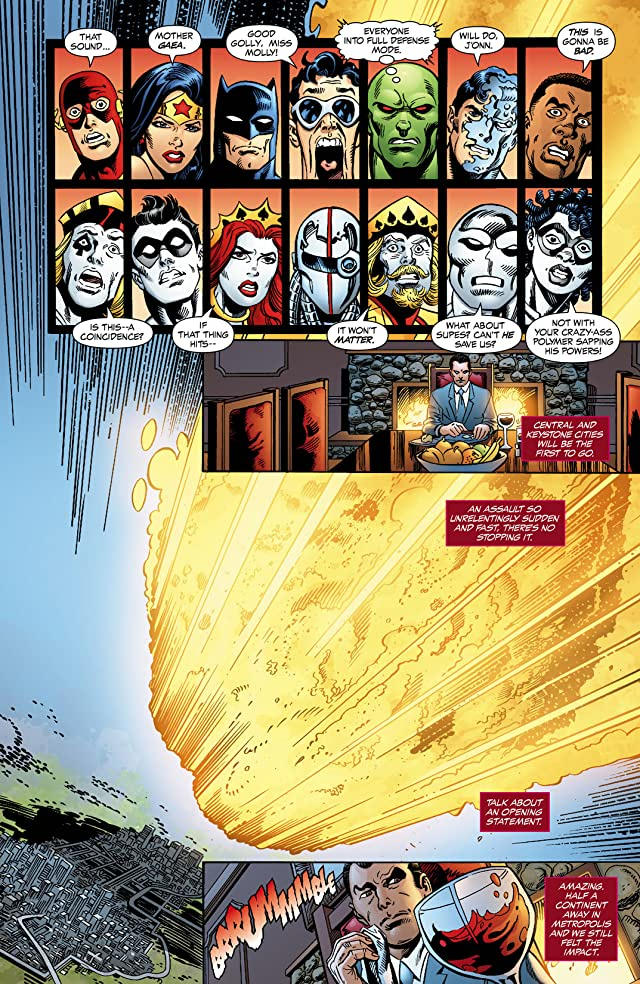 click for super-sized previews of JLA: Classified #35