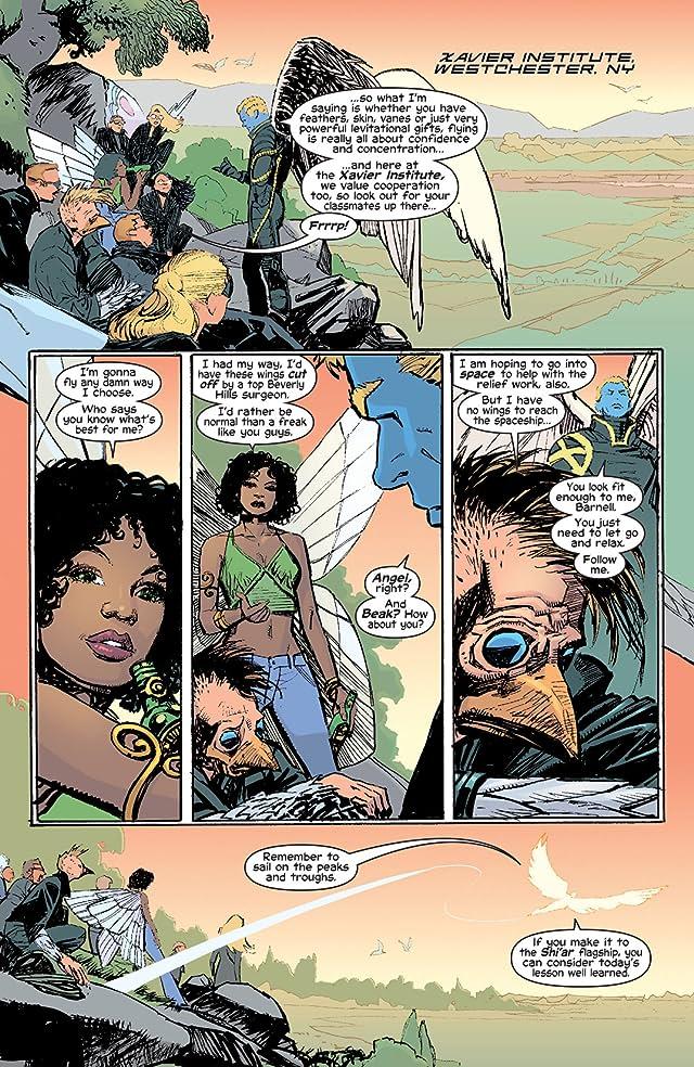 New X-Men (2001-2004) #131