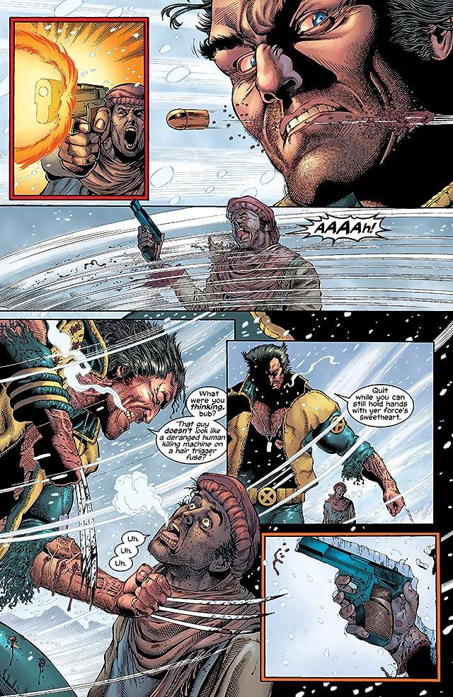 New X-Men (2001-2004) #133