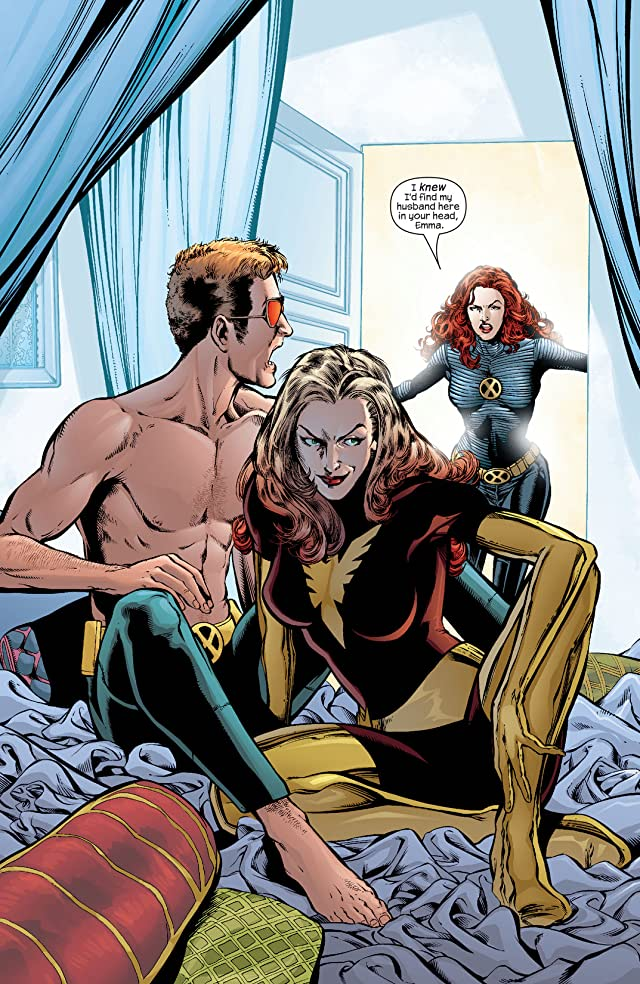 click for super-sized previews of New X-Men (2001-2004) #139