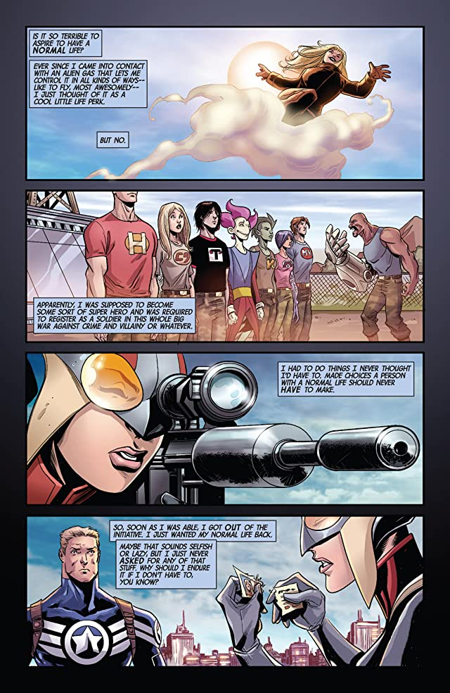 click for super-sized previews of Fear Itself: Youth In Revolt #5
