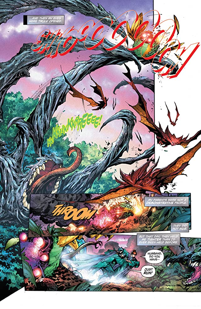 click for super-sized previews of Action Comics (2011-) #23.2: Featuring Zod