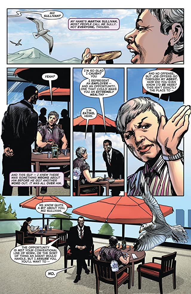 click for super-sized previews of Astro City (2013-) #4