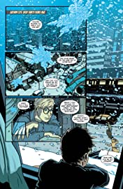 Batman: The Dark Knight (2011-2014) #23.2: Featuring Mr. Freeze
