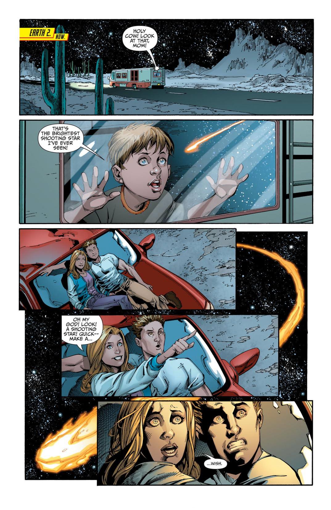 Earth 2 (2012-2015) #15.2: Solomon Grundy