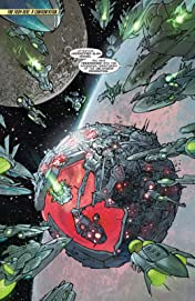 Green Lantern (2011-2015) #23.2: Featuring Mongul
