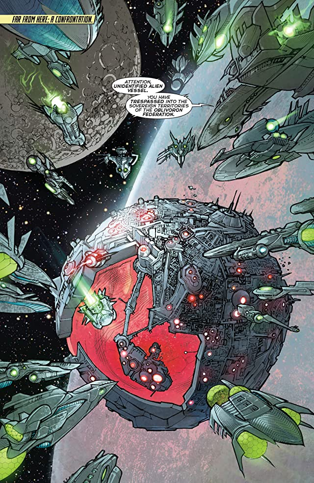 click for super-sized previews of Green Lantern (2011-) #23.2: Featuring Mongul