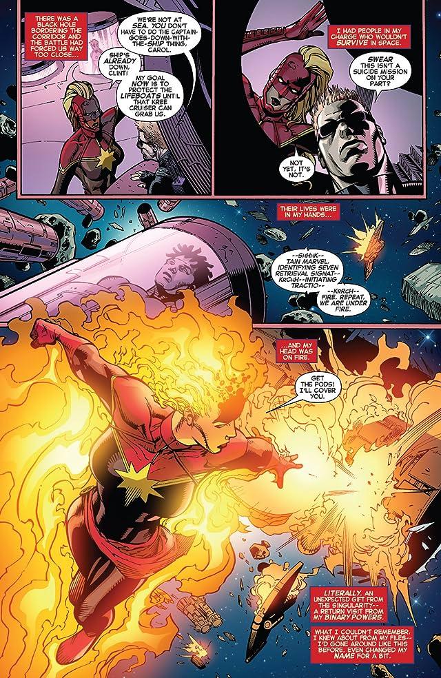 Captain Marvel (2012-2013) #16