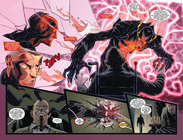 click for super-sized previews of The Flash (2011-) #23.2: Featuring Reverse Flash