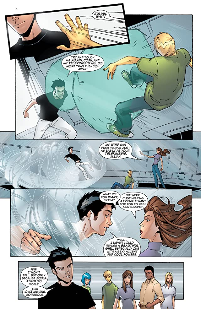 click for super-sized previews of New X-Men (2004-2008) #2